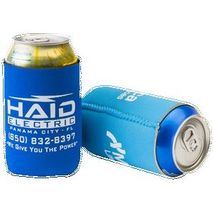 FoamZone Neoprene Collapsible Can Cooler